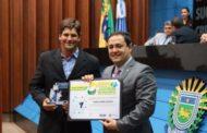 Troféu Jovem Empreendedor MS