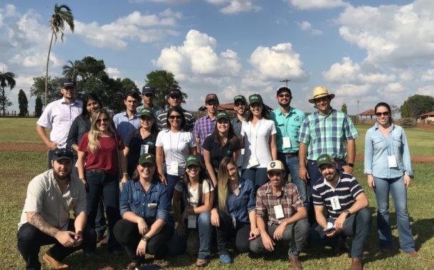 Primeira visita GTE JOVEM/MNP Jovem Fazenda Água Tirada