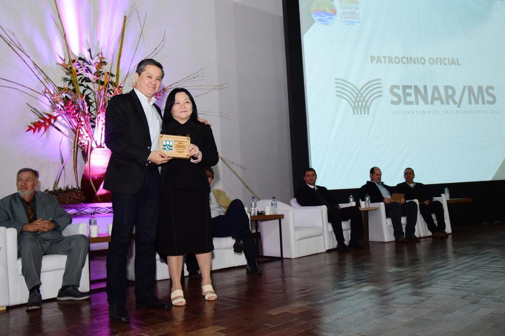 """Congresso Brasileiro de Olericultura: """"Em uma década, horticultura de MS avança 88%"""", afirma Mauricio Saito"""