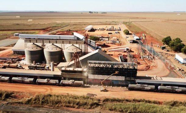 Com ampliação, Terminal Ferroviário de Chapadão do Sul tem capacidade para transportar 10% da safra de MS