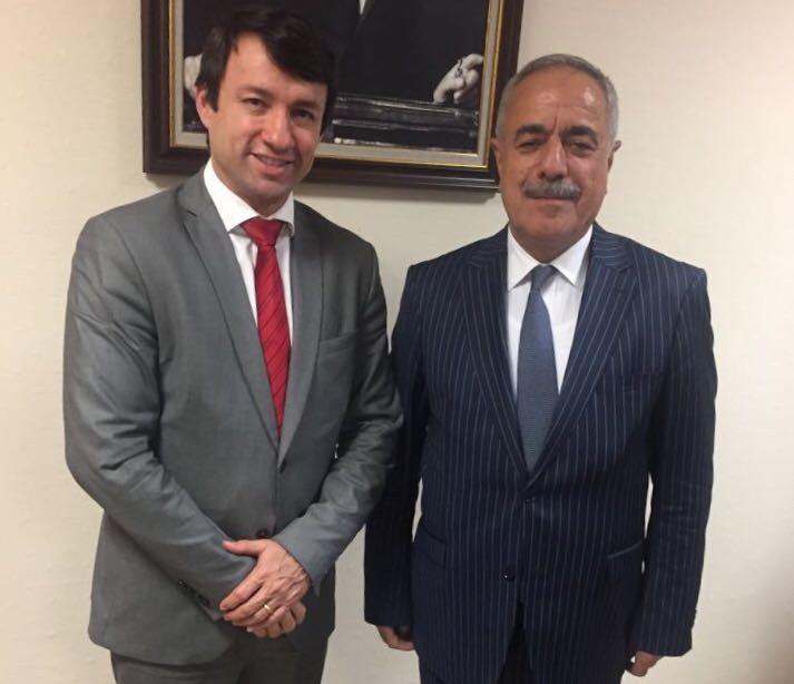 Missão à Turquia deve ampliar exportações do agro