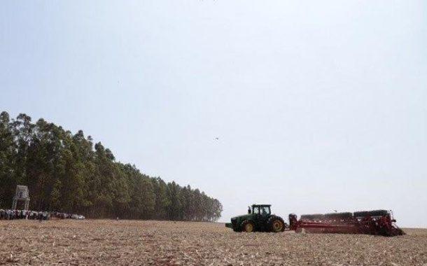 Semeadura da soja ainda nem terminou e MS já vendeu 16,53% da safra