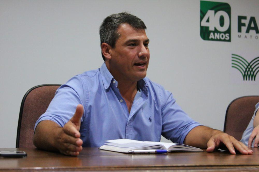 Alessandro Boigues é eleito novo presidente da Asumas
