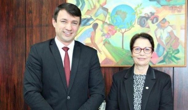 Ministério da Agricultura começa a fazer a transição de governo