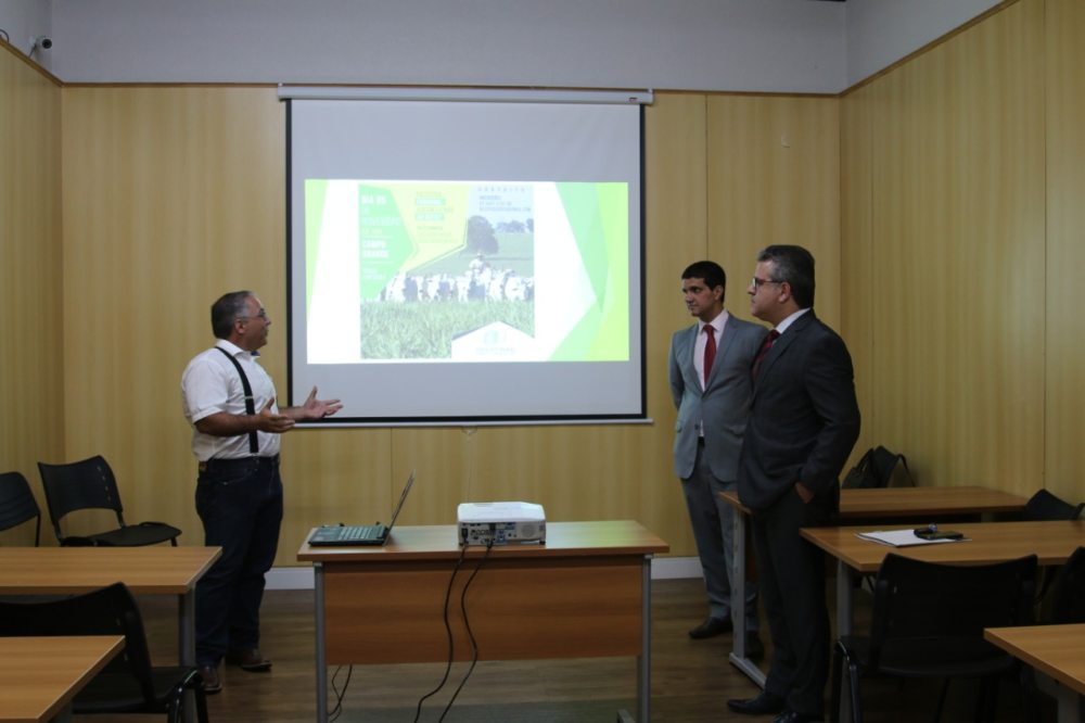 SRCG realiza segundo encontro para tirar dúvidas sobre o Funrural