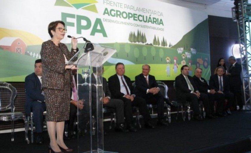 Aumento de crédito agrícola é pauta na FPA