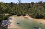 """Em terra do agro produtores rurais se destacam por fazer """"brotar água"""""""