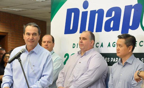 "Dinapec 2019 trará grandes novidades desde ""do pasto a aplicativos de celulares e tablets"""