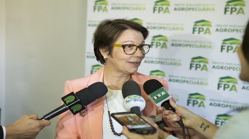 Anunciada nova estrutura do Ministério da Agricultura