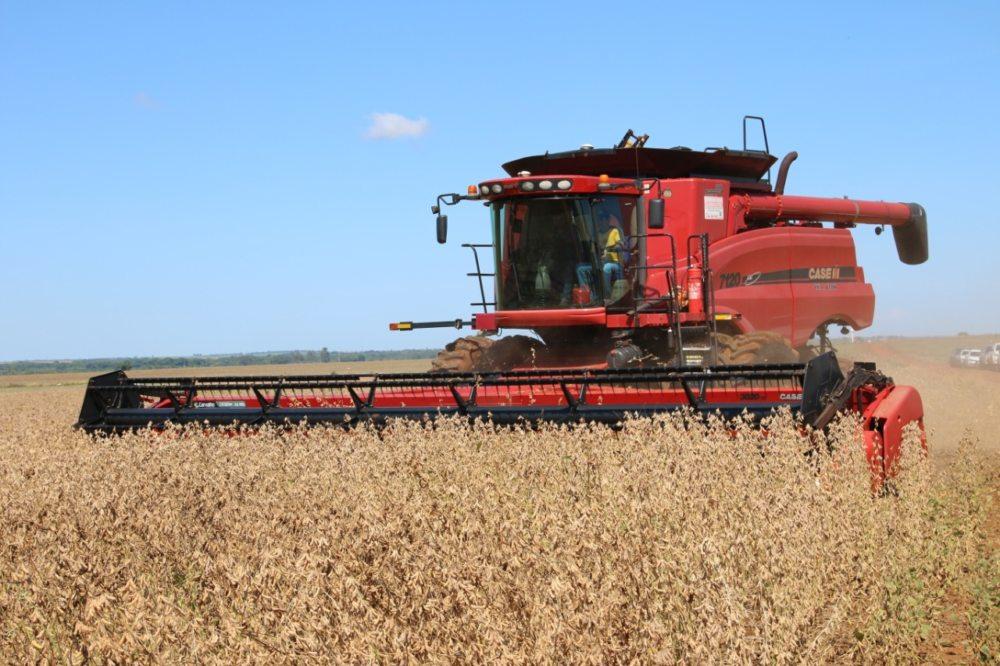 Aumento de área plantada coloca MS entre os maiores produtores de grãos do País