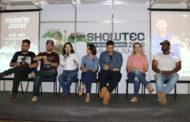 Encontro Jovens da Agropecuária aborda fatos e fakes do empreendedorismo durante Showtec