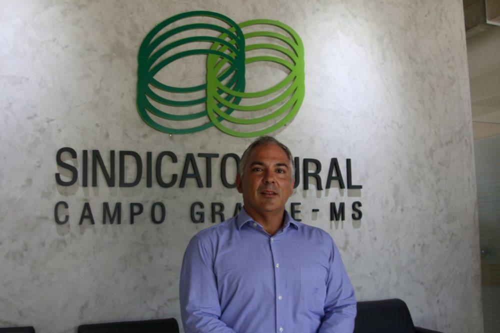 Alessandro Coelho é eleito o novo presidente do Sindicato Rural de Campo Grande