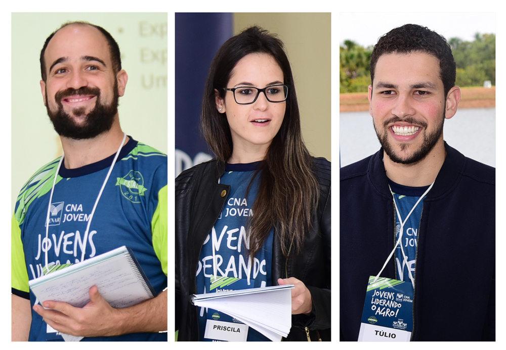 Jovens de MS participam da etapa nacional do CNA Jovem em Brasília