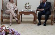 No Vietnã, ministra discute abertura de mercado para vender melão e bovinos vivos