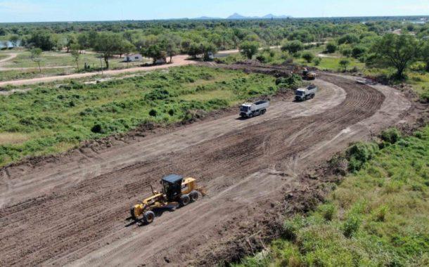 Começam as obras do acesso à região portuária de Murtinho, investimento de R$ 25 mi